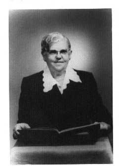Eunice Trumbo - Pastor for many years