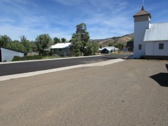 New street paved